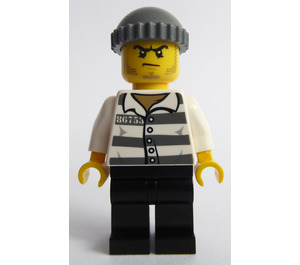 LEGO Prisoner 86753 with Knitted Cap Minifigure