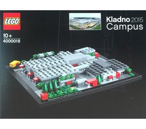 LEGO Production Kladno Campus 2015 Set 4000018