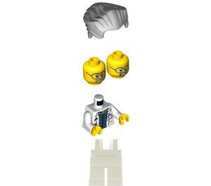 LEGO Professor Brainstein Minifigure