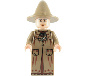 LEGO Professor Sprout Minifigure