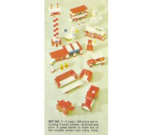 LEGO Promotional Basic Set No. 7 (Kraft Velveeta) 7-5