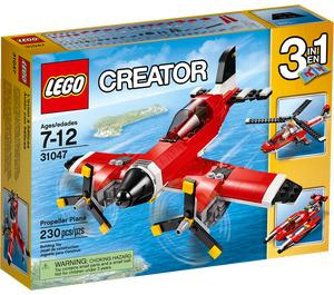 LEGO Propeller Plane Set 31047 Packaging