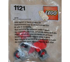 LEGO Propellors, Wheels and Rotor Unit Set 1121