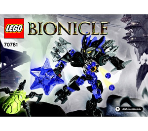 LEGO Protector of Earth Set 70781 Instructions