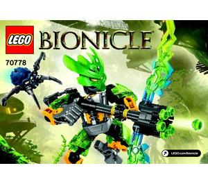LEGO Protector of Jungle Set 70778 Instructions