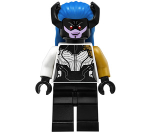 LEGO Proxima Midnight Minifigure