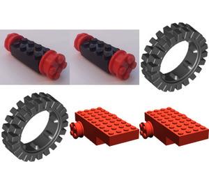 LEGO Pullback Motor Set 9257
