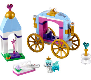 LEGO Pumpkin's Royal Carriage Set 41141