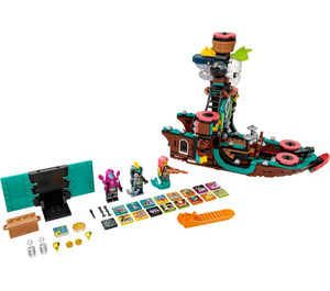 LEGO Punk Pirate Ship Set 43114