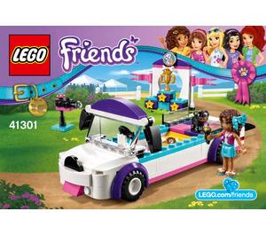 LEGO Puppy Parade Set 41301 Instructions