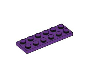 LEGO Purple Plate 2 x 6 (3795)