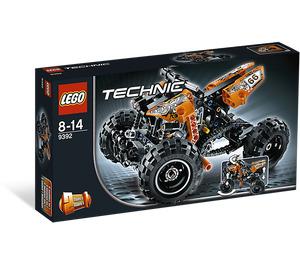LEGO Quad Bike Set 9392 Packaging