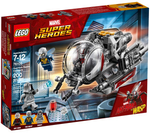 LEGO Quantum Realm Explorers Set 76109 Packaging