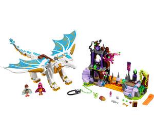 LEGO Queen Dragon's Rescue Set 41179
