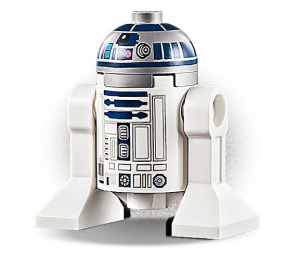 LEGO R2-D2 Minifigur
