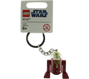 LEGO R7-A7 Astromech Droid Key Chain (852548)