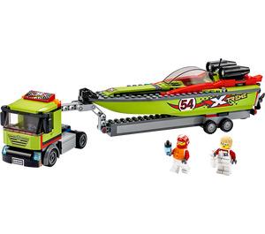 LEGO Race Boat Transporter Set 60254