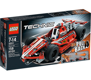 LEGO Race Car Set 42011 Packaging