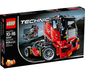 LEGO Race Truck Set 42041 Packaging