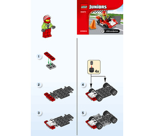 LEGO Racer Set 30473 Instructions