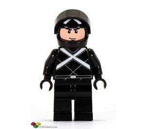 LEGO Racer X Minifigure