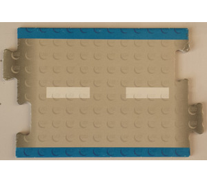 LEGO Racers Game - Straight - Track