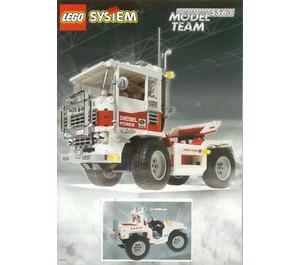 LEGO Racing Truck Set 5563