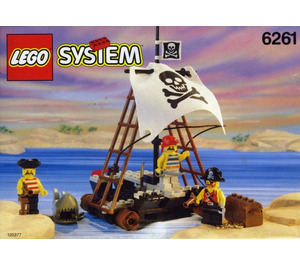 LEGO Raft Raiders Set 6261