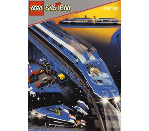 LEGO Railway Express Set 4561 Instructions