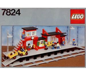 LEGO Railway Station Set 7824