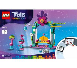 LEGO Rainbow Caterbus Set 41256 Instructions