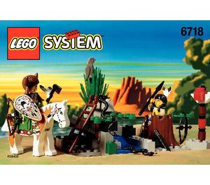 LEGO Raindance Ridge Set 6718 Instructions