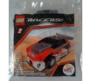 LEGO Rally Fire (McDonald's Promo 2 US)