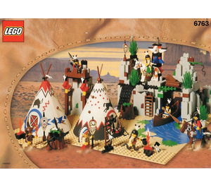 LEGO Rapid River Village Set 6763