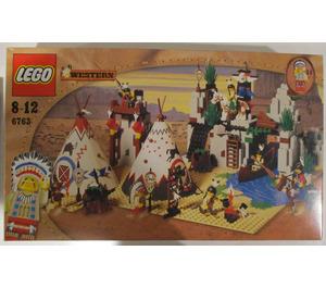 LEGO Rapid River Village Set 6766 Packaging
