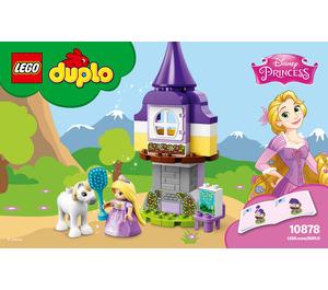 LEGO Rapunzel's Tower Set 10878 Instructions