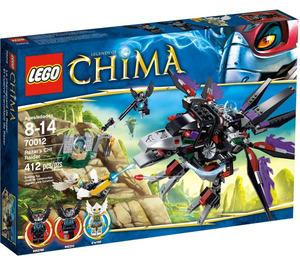 LEGO Razar's CHI Raider Set 70012-2 Packaging