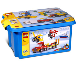 LEGO Ready Steady Build & Race Set 5483