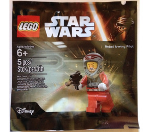 LEGO Rebel A-wing Pilot Set 5004408 Packaging