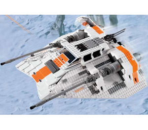 LEGO Rebel Snowspeeder Set 10129
