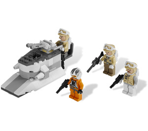 LEGO Rebel Trooper Battle Pack Set 8083