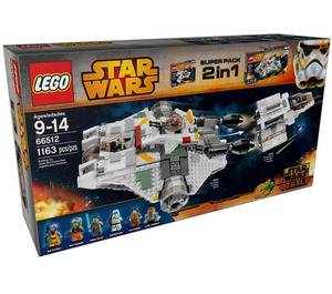 LEGO Rebels Co-Pack Set 66512