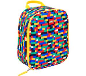 LEGO Red Blue Brick Print Lunch Bag (5005355)