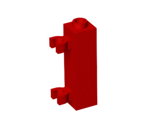LEGO Brick 1 x 1 x 3 with 2 Clips Vertical (60583)