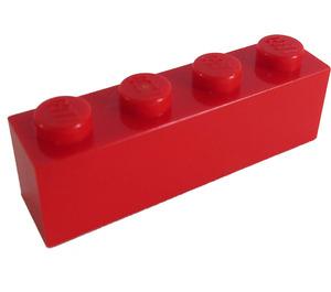 LEGO Red Brick 1 x 4 (3010)