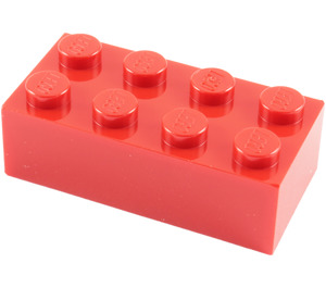 LEGO Red Brick 2 x 4 (3001)