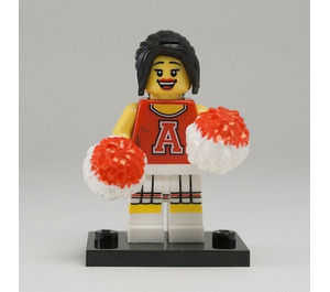 LEGO Red Cheerleader Set 8833-13