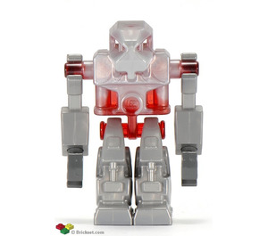 LEGO Red Devastator Exo-Force Minifigure