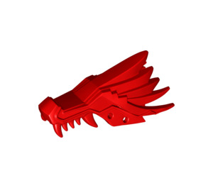 LEGO Red Dragon Head 2 (93070)