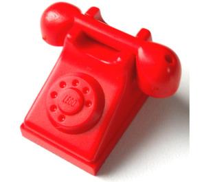 LEGO Red Fabuland Telephone (Complete)